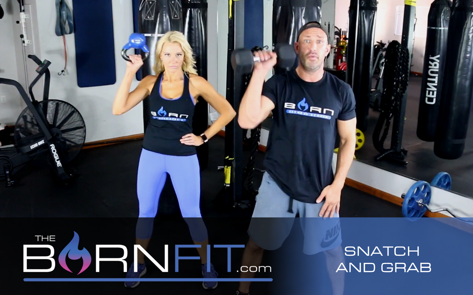 snatch and grab workouts