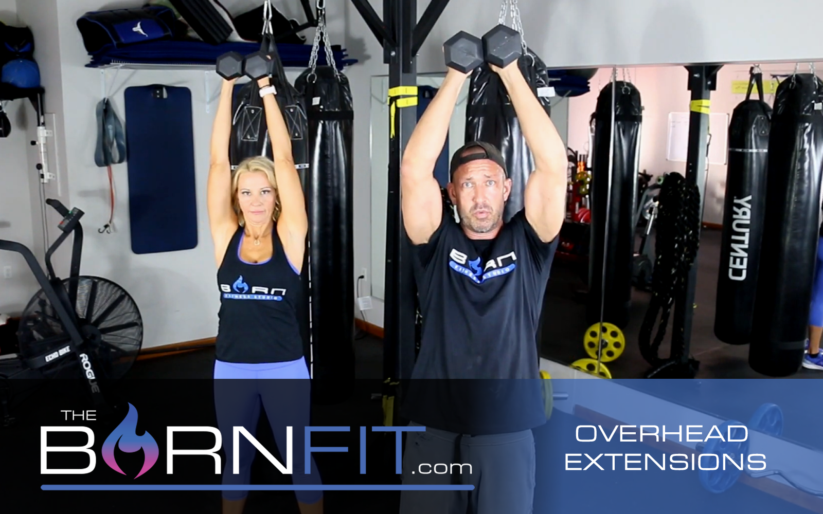 Overhead Extensions workouts